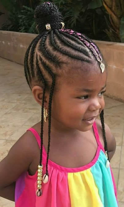 Kids Braids Kids Cornrows Kids individuals or box braids
